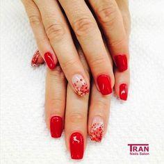 Secret affair #trannails #nageldesign #nagelstudioerbach #nailart #wallofnails #gel #manicure