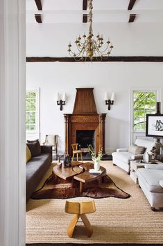 Provencial antiques and modern design: decorator's home in Hamptons | PUFIK. Beautiful Interiors. Online Magazine