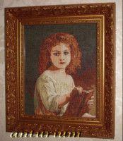 "Gallery.ru / Gulya75 - Альбом ""G 467"" Cross Stitch Numbers, Painting, Punto De Cruz, Dots, Xmas, Painting Art, Paintings, Painted Canvas, Drawings"
