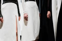 Narciso Rodriguez Fall 2015 RTW Backstage - Vogue