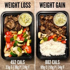 Tons of amazing meal prep ideas showing ratios! Perfect Tons of amazing meal prep ideas showing ratios! Lunch Meal Prep, Healthy Meal Prep, Healthy Snacks, Healthy Recipes, Keto Meal, Pork Recipes, Diet Recipes, Weight Gain Meals, Lose Weight