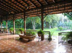 Hacienda Xcanatun near Merida,Yucatan,Mexico