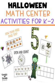 Are you looking for fun and engaging hands-on math activities for Halloween? These number sense and number practice through 10 activities are PERFECT with Target Mini Erasers. This pack is FULL of hands-on math activities, There are over 80 pages full of interactive activities for students. Student work on tens frames and number bonds as well as building numbers. Use during math centers, guided math, math workshop or Halloween morning work. Practice addition and subtraction to 10.