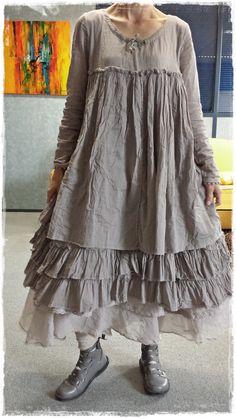 *mooie jurk in mijn style, zelf maken?