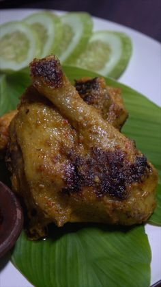 Lamb Chop Recipes, Roast Chicken Recipes, Baked Chicken Recipes, Malay Food, Tandoori Masala, Indonesian Food, Indonesian Recipes, Malaysian Food, Diy Food