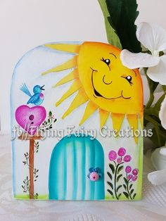 Tooth Fairy Box, Box Of Sunshine, Fairy Doors, Door Knob, Child Love, Party Bags, Gifts For Boys, Pixie, Birthday Gifts