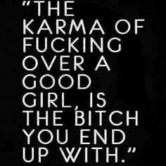 KARMA. BOOM......thank God he realized this or he would have gotten a homewrecking whore who cheated on her husband and lied to everyone
