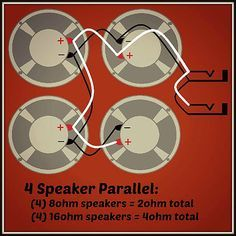 Wiring diagrams for guitar speaker cabinets | Guitar cabinet, Diy guitar  amp, Acoustic guitar amp | Guitar Speaker Cabinet Wiring Diagrams |  | Pinterest