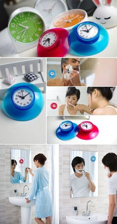 INFMETRY:: Waterproof Shower Clock - Bed&Bath - Home&Decor