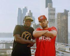 On a interviewé 50 Cent et DJ Drama