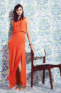 Tildon Maxi Dress & Accessories  available at #Nordstrom