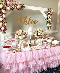 A Candy Bar would be a beautiful display for your Wedding. It's almost too pretty to eat !