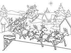 christmas_19 Christmas coloring pages