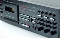 Nakamichi ZX-7 Tape Deck