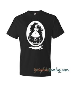 Haunting Tightrope Girl Gracey Mansion Tee Shirt
