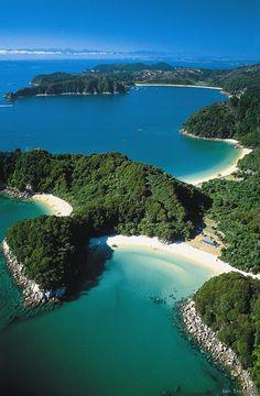 Abel Tasman National Park, Nelson, New Zealand