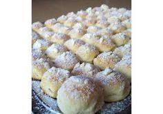 1. obrázek Mini koláčky - nekynuté a na jazýčku se rozplývající Something Sweet, Food Art, Doughnut, Tiramisu, Nutella, Muffin, Food And Drink, Sweets, Bread