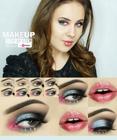 "Make Up Tutorial Ketniss z ""Igrzysk śmierci"" /GlamDiva"