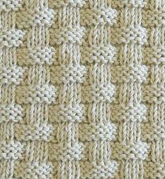 BLOCK 10 of 12 blocks of Xmas knitted blanket - OhLaLana : Basket stitch knitting pattern BLOCK 10 12 blocks Xmas knitted blanket OhLaLana dishcloth free pattern Knitting Blocking, Knitting Squares, Dishcloth Knitting Patterns, Knitting Stiches, Knit Dishcloth, Knitting Blogs, Easy Knitting, Start Knitting, Knit Stitches