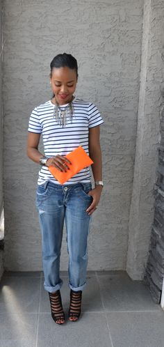 http://friendsarefashion.blogspot.ca/2013/05/ripped-denim-denim-cage-heels-stripes.html