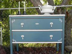 Dresser color? Sophisticated Teal by Behr
