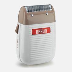 """Dieter Rams - As little design as possible"" by the Interior-Design-Blog http://www.leuchtend-grau.de/ #Braun #shavers"