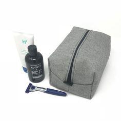 85cfd62075 Valentine s Gift Personalized - Mens Toiletry Bag - Men s Dopp Kit - Dopp  Bag - Boyfriend Gift - Men