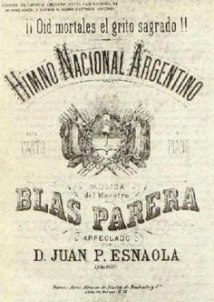 Our national anthem was born in 1812 and was originally 20 minutes long but in 1924 it was cut downto around four minutes for practical reasons  #Argentina #BuenosAires #NationalAnthem #Anthem