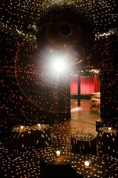 Zurich night club EXIL - lights from glitterball Disco Theme, Disco Party, Night Club, Night Life, Restaurants, Nightclub Design, Club Lighting, Light Music, Bar Lounge