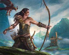 Master Hunter by Tsabo6.deviantart.com on @DeviantArt