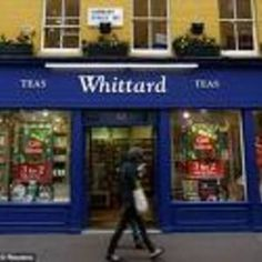 Whittard's. The only place I'll drink tea from.