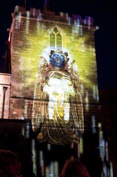 Magical Spying Glass - SO Festival, Horncastle 2013 by Ross Ashton, via Behance