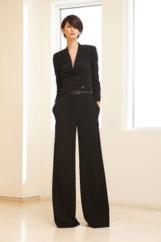 Akris | Resort 2011 Collection | Cecilia Mendez Modeling | Style.com