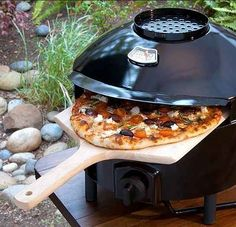 Pizzeria Pronto Outdoor Pizza Oven |  | The Ultimate Gift Guide for Dad | The Mindful Shopper