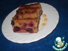 Яблочно-смородиновый кекс с глазурью Французский Тост, Пирог, Завтрак, Десерты, Рецепты, Еда