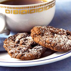 Brownie Cookies  Low calorie