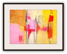 Modern Wall Art Abstract Art Contemporary Modern por ChristinaRomeo