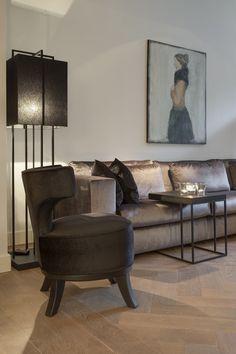 Interiors DMF Paris Elements & Papillon chair