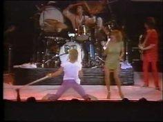 Tina Turner & Rod Stewart - Get Back & Hot Legs Live 1981 (HQ-Widescreen)