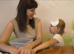 030 Развиваем ловкость при помощи развивающей игры для детей Кто быстрее
