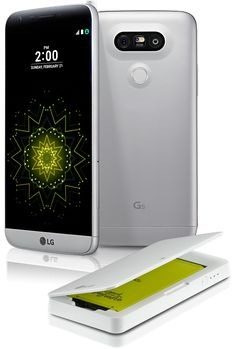 LG has announced that it will launch its latest flagship smartphone along with the LG Friends companion devices in the United States in early April. Free Government Phone, Latest Smartphones, Us Cellular, Lg Phone, Phone Wallet, Lg G5, New Phones, Smart Phones, Mobile Phones