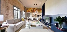 Casa Cor RS tem salas para diferentes gostos e personalidades; inspire-se - UOL Estilo de vida