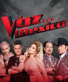 Luego de un año de ausencia, regresa La Voz… México con una explosiva combinación de coaches: Gloria Trevi, Los Tigres del Norte, J Balvin y Alejandro Sanz.