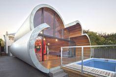 Cloud House is een project van de Australische ontwerpstudio McBride Charles Ryan