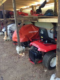 Vintage Craftsman Riding Lawn Mower 100 Lafayette For Sale In Tractors Mowers Old