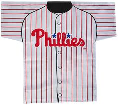 MLB Philadelphia Phillies 34 x 30-Inch Jersey Banner ** Read more reviews of the product by visiting the link on the image.