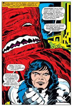 Jack Kirby, The Eternals