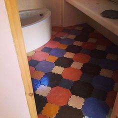 Handmade Tiles, Bathroom Flooring, Rugs, Cement Tiles, Interior, Artemis, Houzz, Flat, Facebook