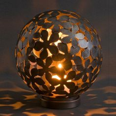 leslie's lamp small from Thos. Baker
