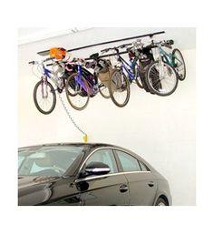 Garage Gator Motorized Storage System - 8 Hook Image